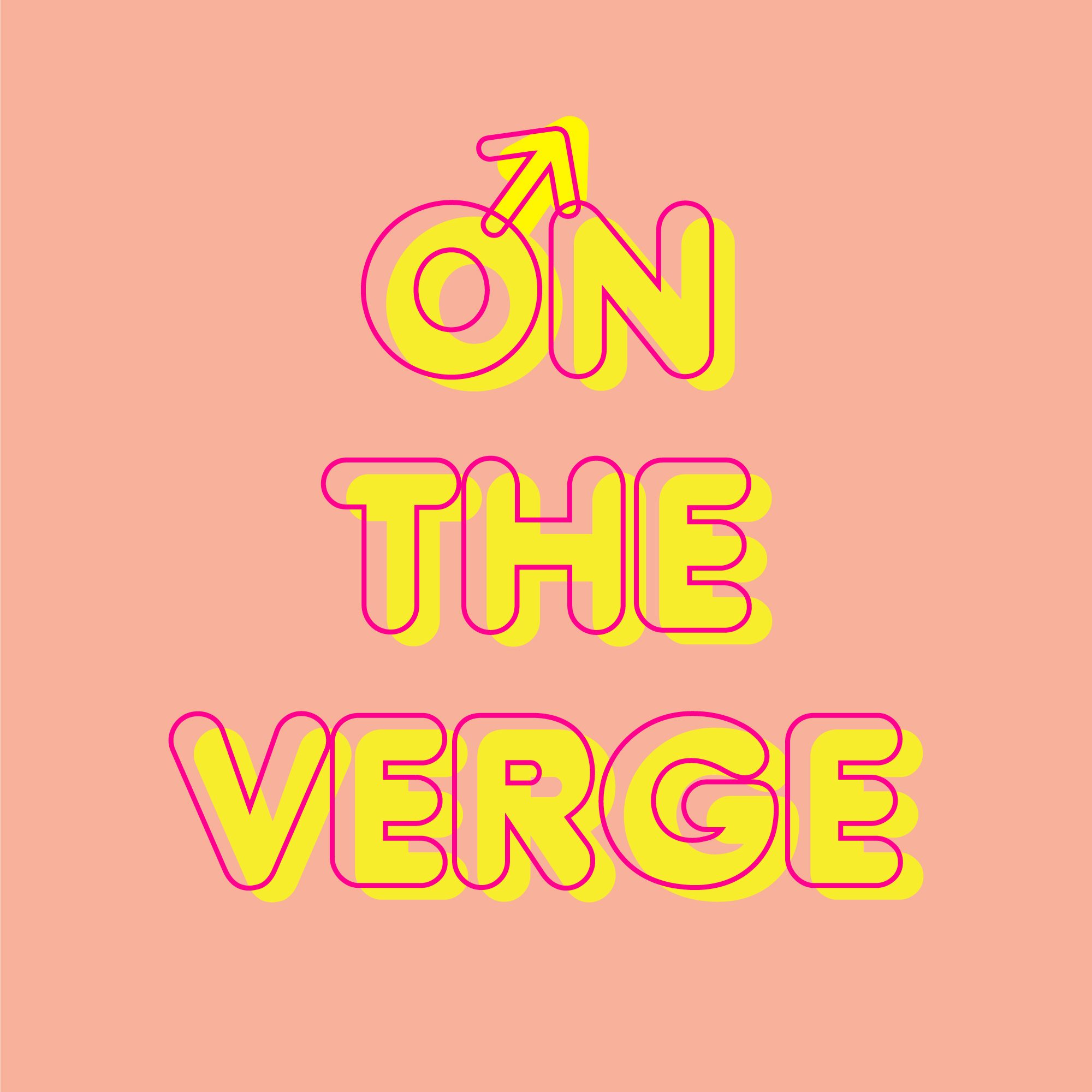 Logo for On the Verge
